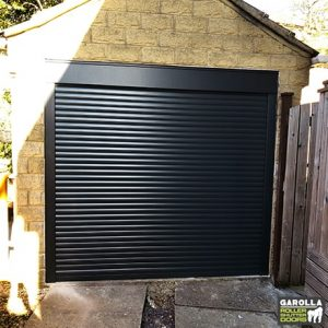 Made To Measure Roller Shutter Garage Doors From Garolla