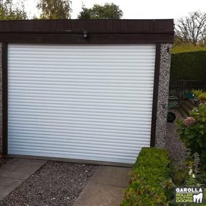 Roller Shutter Garage Doors - The Different Components