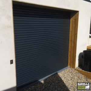 Ease And Elegance - The Electric Roller Garage Door