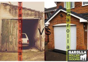 Traditional Vs Garolla Garages