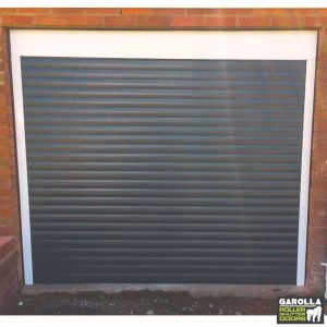 A Garage Door That's Easy On The Eyes, And The Wallet