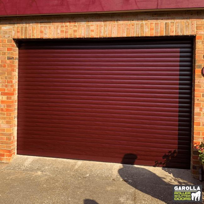 Our Electric Roller Shutter Garage Doors