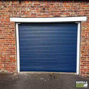 What Is A Roller Shutter Garage Door