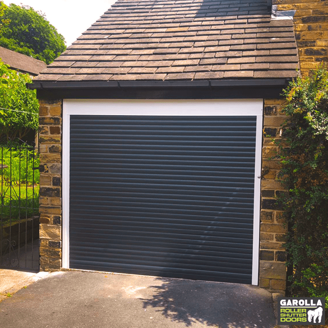 Secure Your Garage With A Roller Garage Door