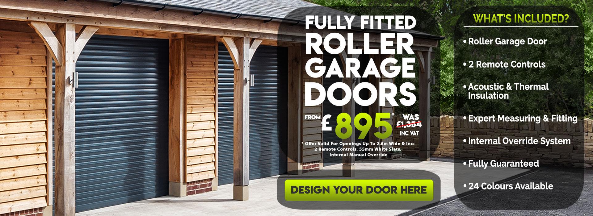 Roller Shutter Garage Doors Quality And Value Garolla