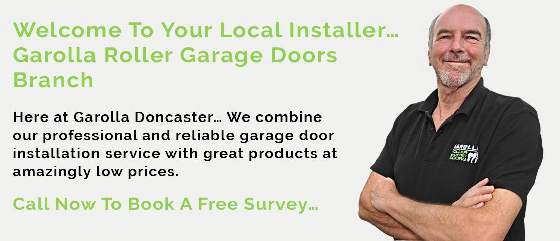 Garolla Garage Doors in Doncaster