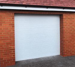 A Roller Garage Door