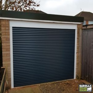 Anthracite Grey Roller Garage Door