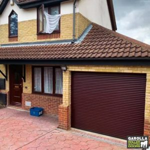 Roller Garage Door in Rosewood